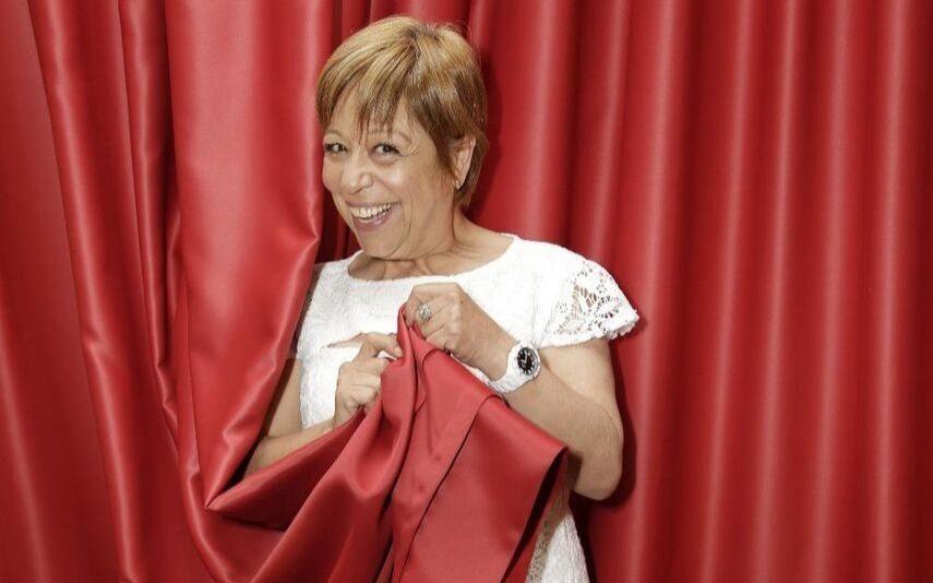 Maria Vieira volta ao ataque E desta vez foi Maria do Céu Guerra a «vítima»