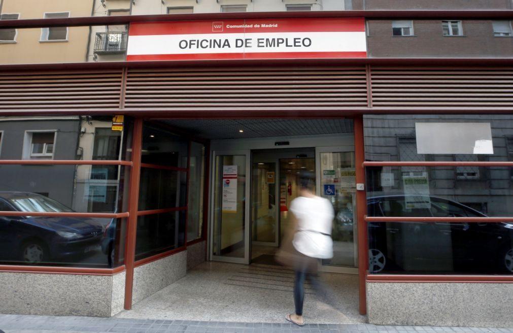 Taxa de desemprego na OCDE em agosto cai para 5,1%, mínimo desde abril de 1998