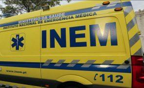 Ala pediátrica do Hospital da Feira evacuada devido a incêndio