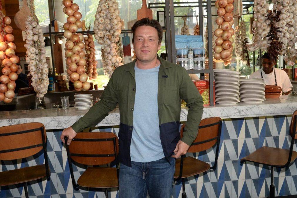 Já se sabe em que sítio de Lisboa Jamie Oliver vai abrir o seu restaurante