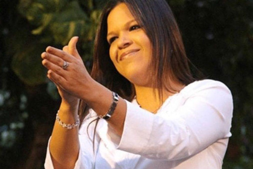 Conta secreta revela luxos da filha de Hugo Chávez