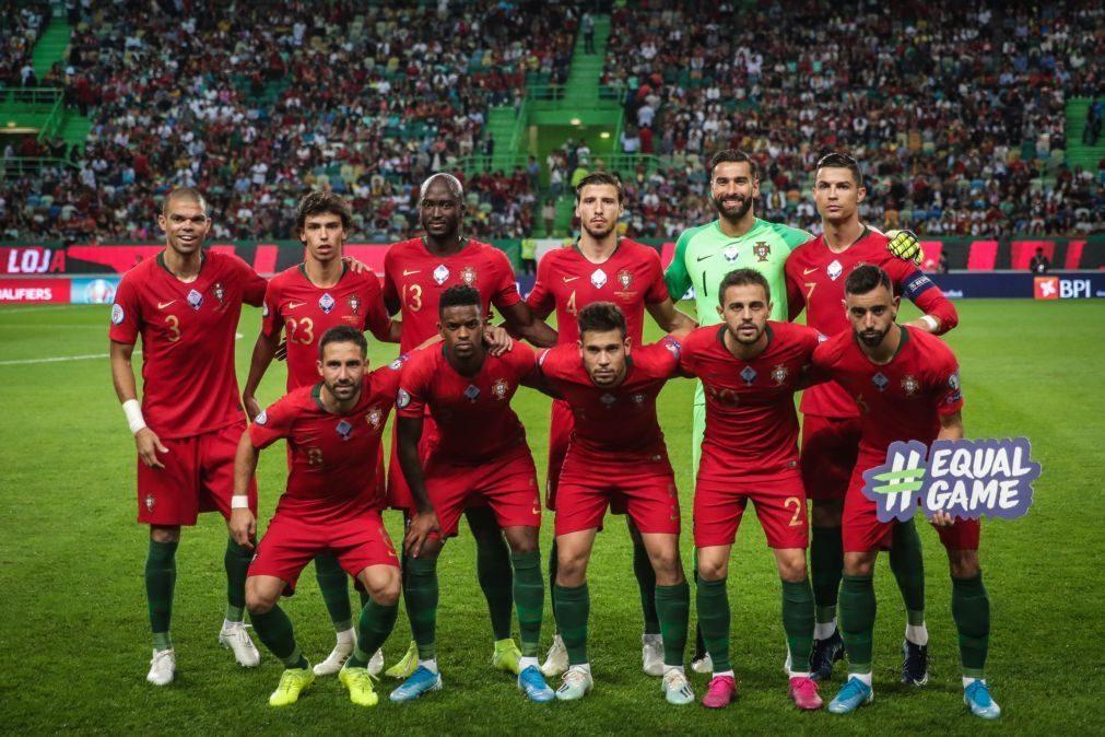 Portugal Ucrania