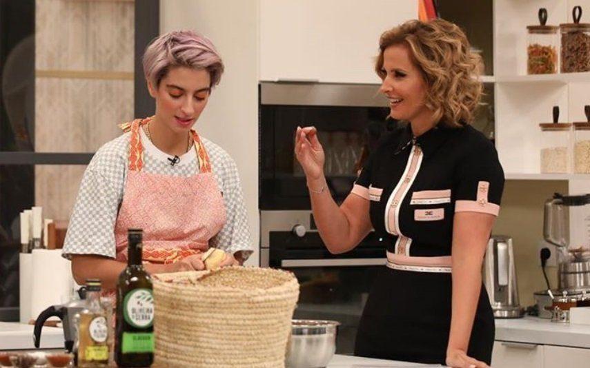 Joana Barrios vai ou não com Cristina Ferreira para a TVI?