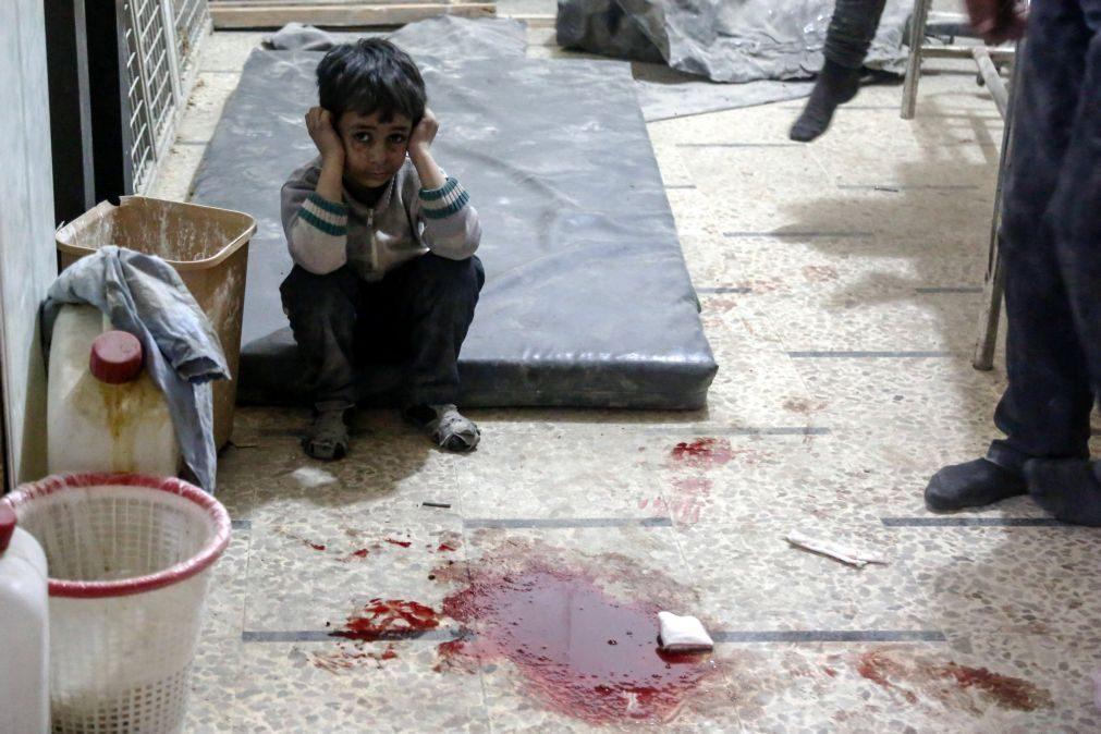 Sobe para 72 o número de mortos em ataque químico na Síria