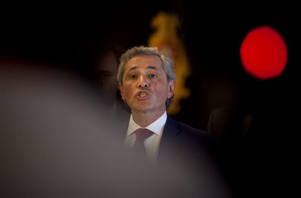 Primeiro Governo Regional da Madeira de coligação tomou posse