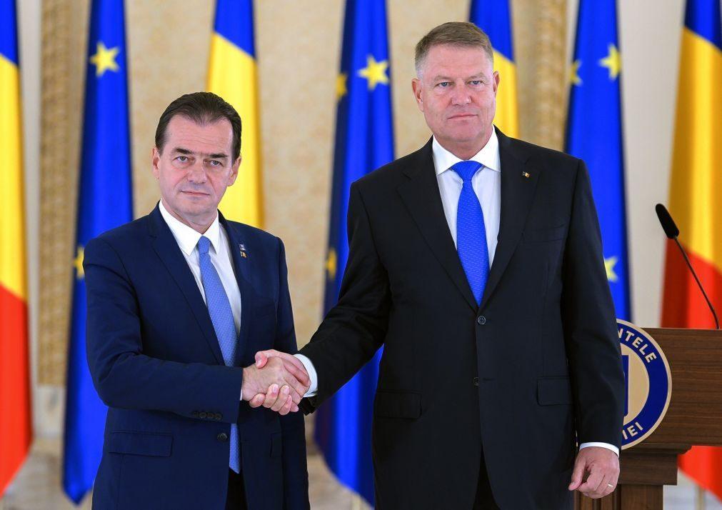 Presidente da Roménia encarregou liberal Ludovic Orban de formar governo