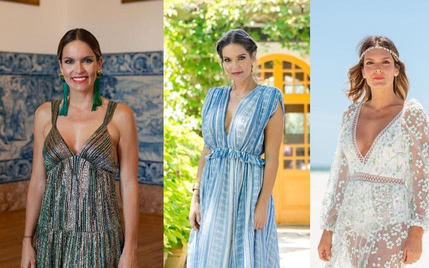Diana Chaves brilha em Casados à Primeira Vista Stylist da apresentadora revela todos os segredos dos looks