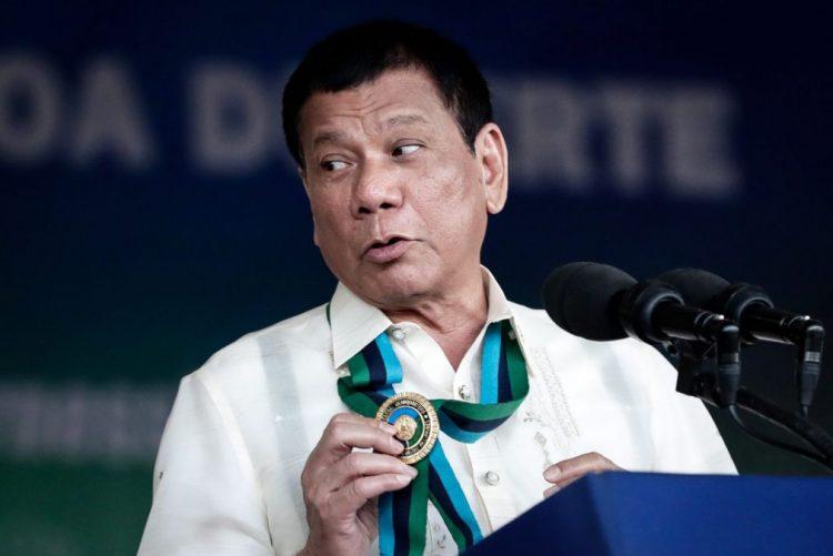 Duterte chama