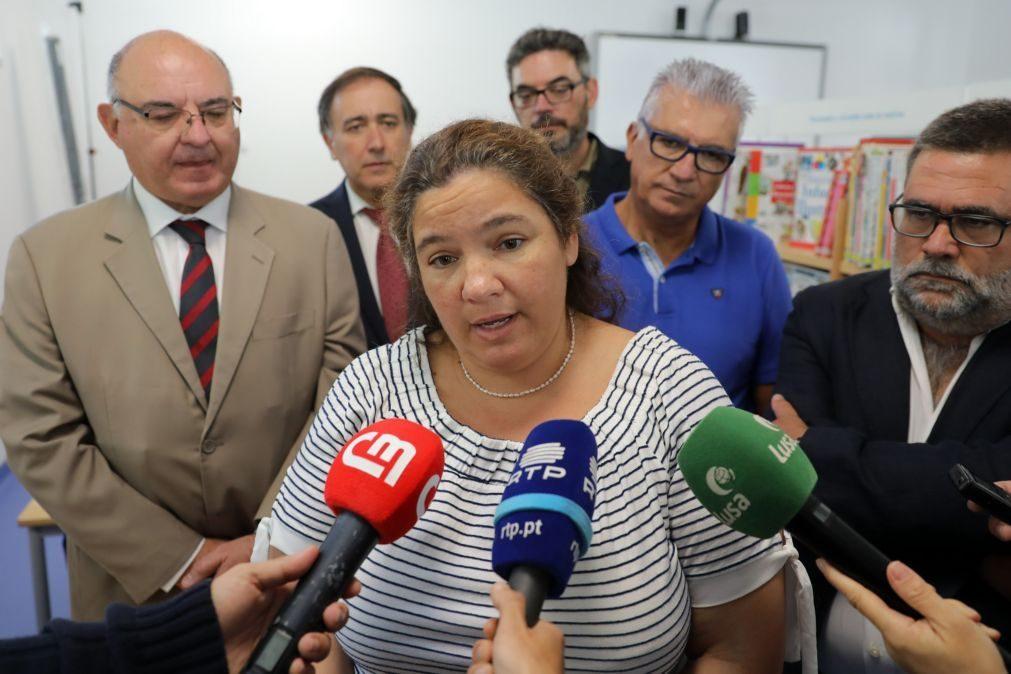 Governo: Alexandra Leitão sobe a ministra da Modernização do Estado e Administração Pública