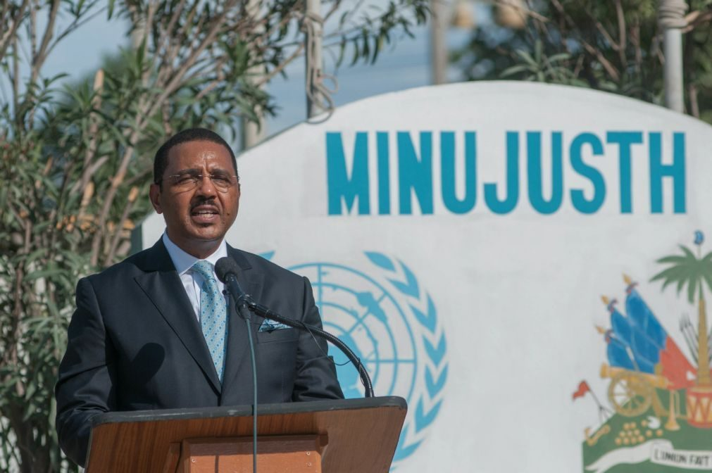 Mamadou Diallo, da Guiné-Conacri, nomeado representante especial adjunto de Guterres em Bissau