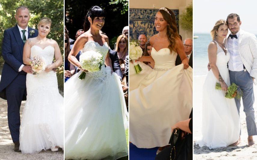 Casados à Primeira Vista Descobrimos a loja e os preços dos vestidos das noivas. E são acessíveis!