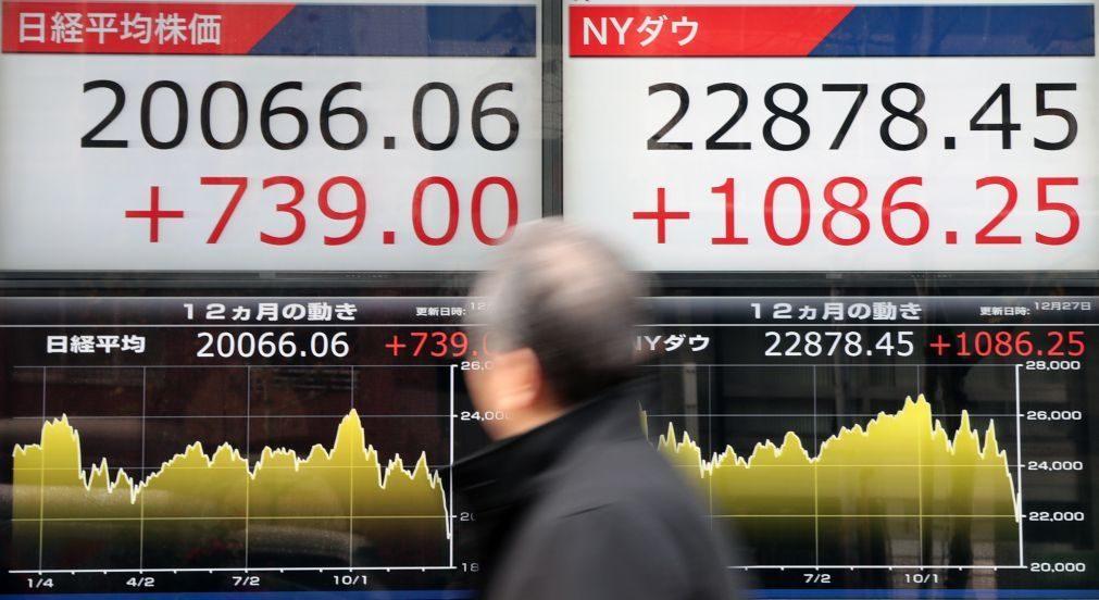 Bolsa de Tóquio ganha 1,68% na abertura