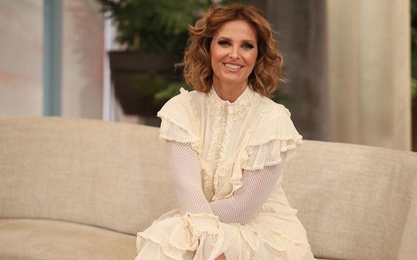 Cristina Ferreira Ainda não tem noivo mas já há quem lhe faça o vestido