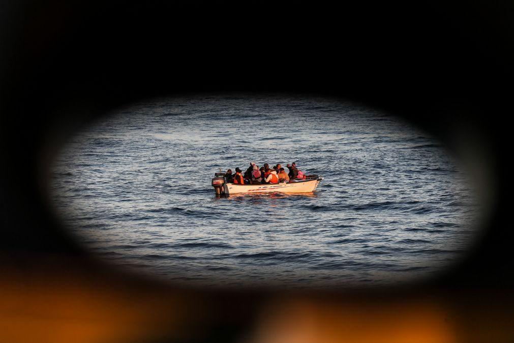 GNR em missão na Grécia resgata 71 migrantes