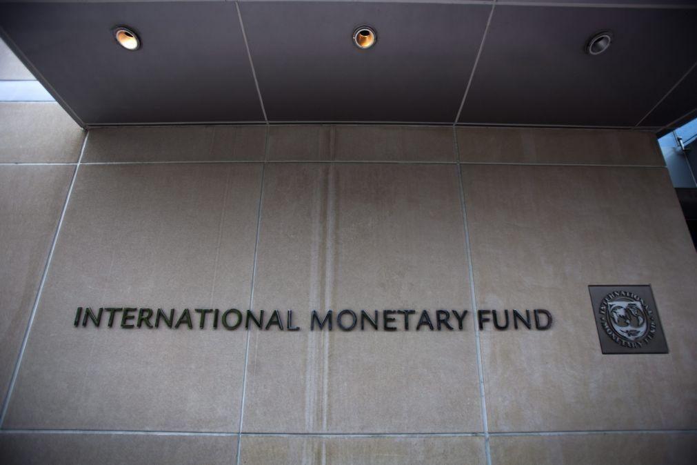 FMI/Previsões: Angola com dívida pública nos 95% do PIB este ano e 68% em 2024