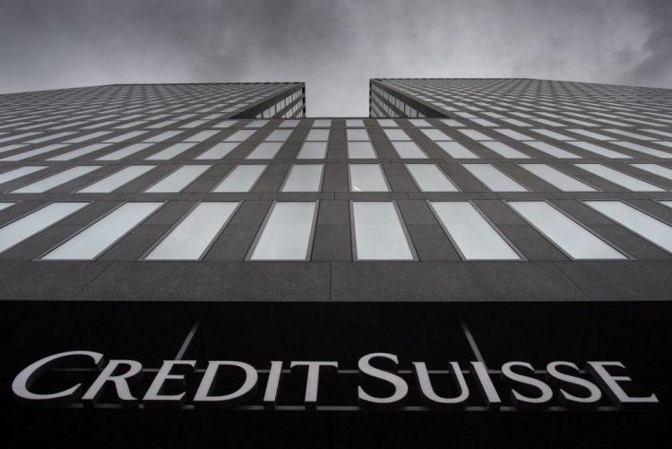 Credit Suisse vai pagar 5,28 mil milhões de dólares aos EUA por litígio do 'subprime'