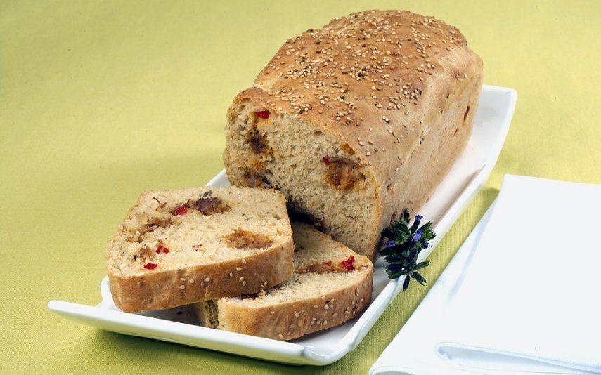 Receita de Pão de alheira Dia Mundial do Pão
