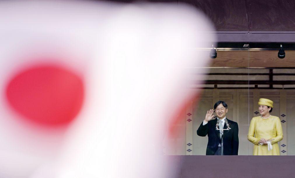 Japão pondera adiar desfile imperial de 22 de outubro devido a tufão Hagibis