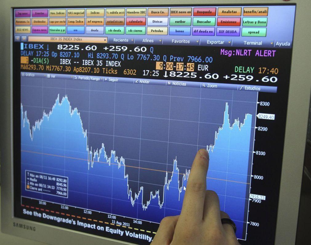 Bolsa de Lisboa abre a cair 0,16%