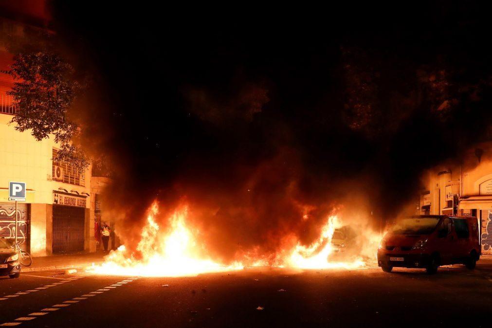 Governo espanhol acredita que violência na Catalunha é organizada e coordenada