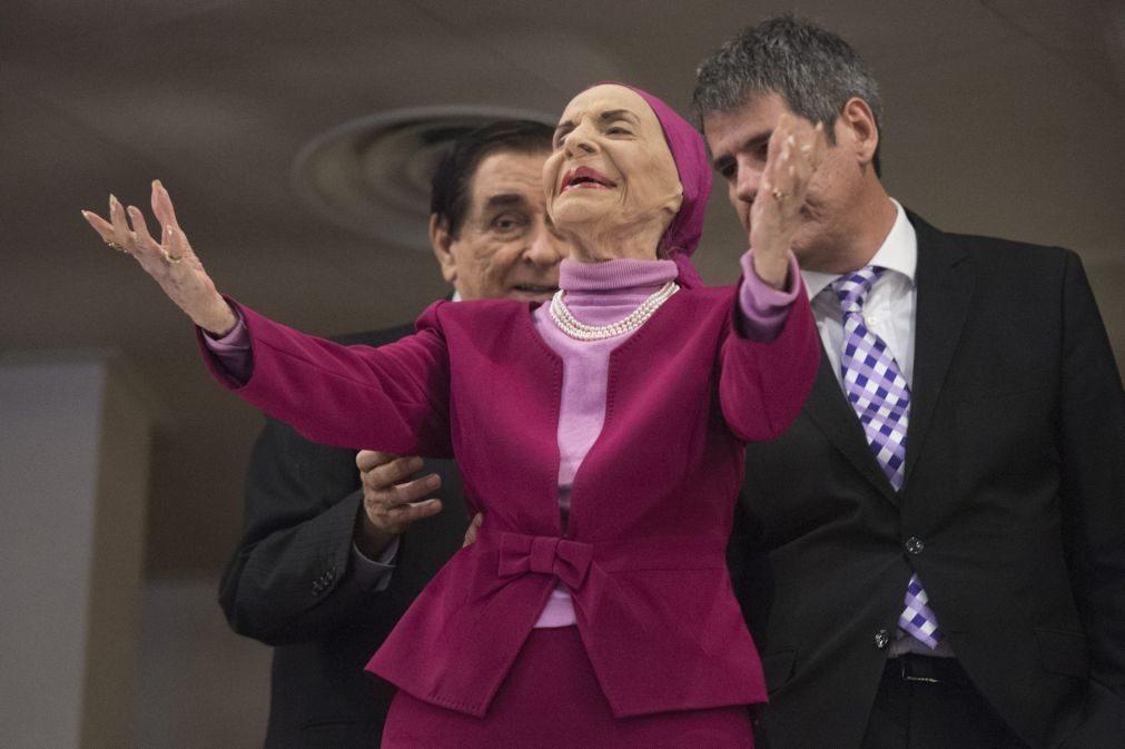 Morreu a fundadora do Ballet Nacional de Cuba