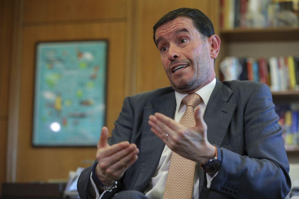 Expansão da TAP depende de aeroporto no Montijo -- administração