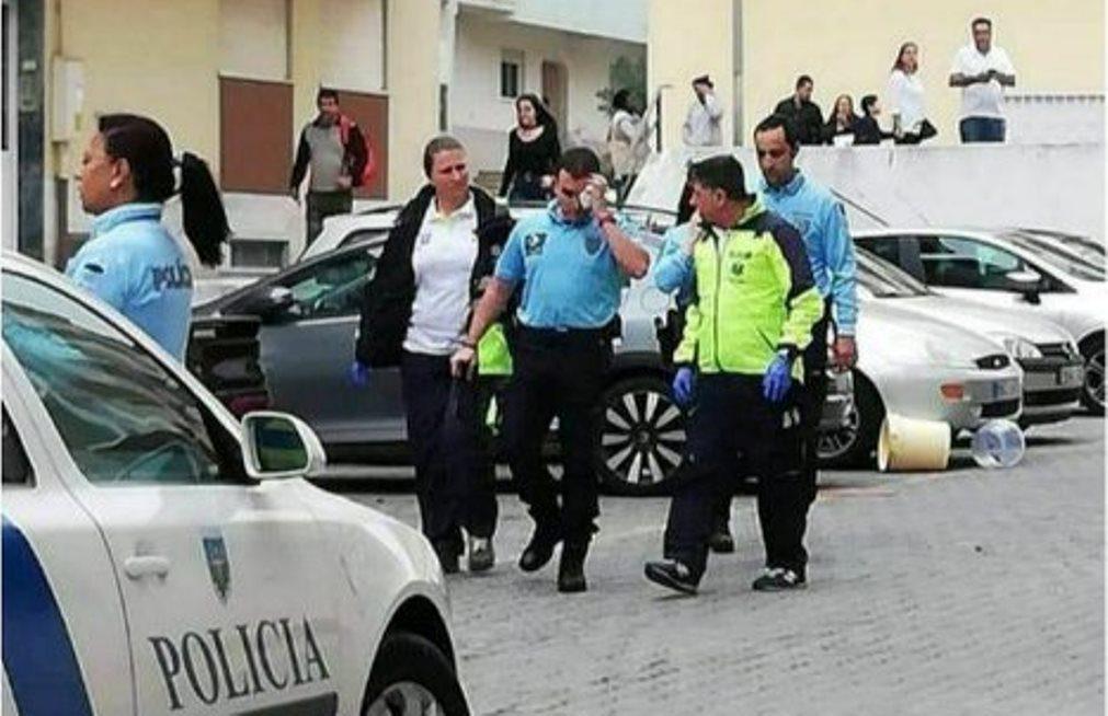 Agentes da PSP do Seixal feridos com gravidade após agressão