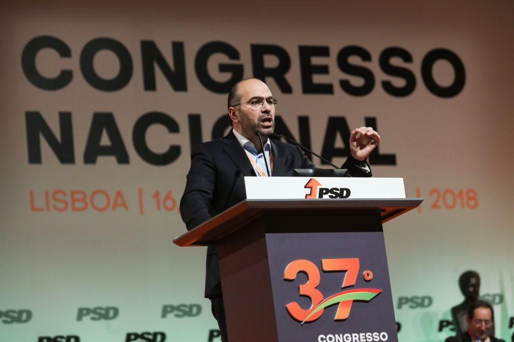 Miguel Pinto Luz anuncia estar na corrida à liderança do PSD