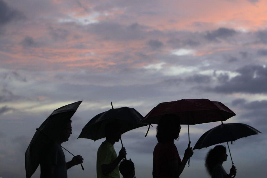 Meteorologia: Previsão do tempo para quarta-feira, 20 de maio