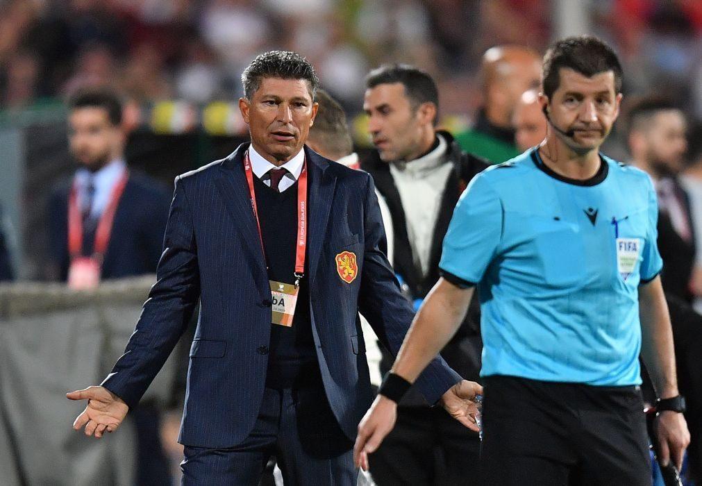 Balakov deixa cargo de selecionador no rescaldo do conturbado Bulgária-Inglaterra