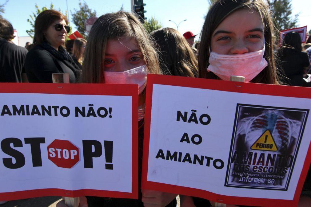 STOP prolonga greve até 31 de outubro para exigir retirada de amianto das escolas