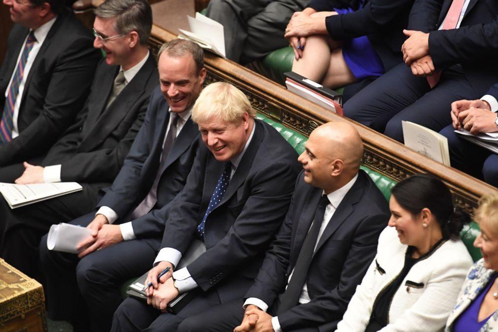 Brexit: Parlamento britânico vota hoje acordo negociado por PM britânico Boris Johnson