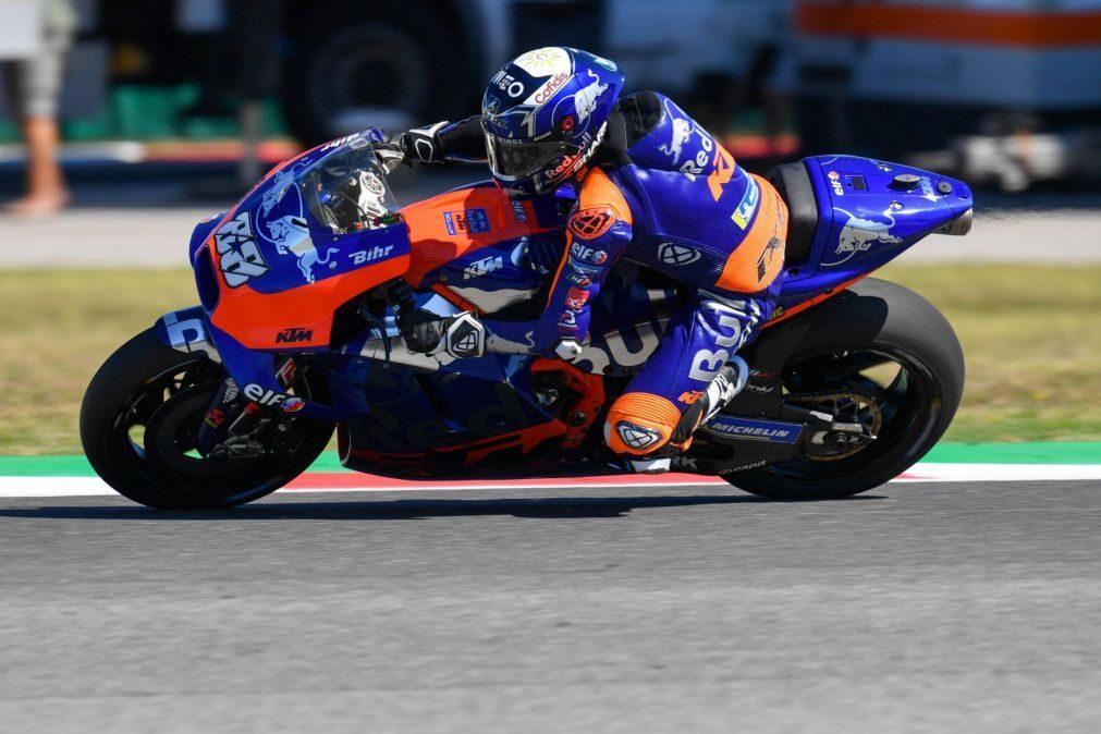 Miguel Oliveira qualifica-se em 16.º lugar para o GP do Japão de MotoGP