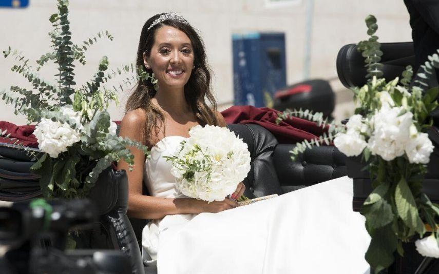 Casados à Primeira Vista Marta Rangel foi a única noiva que pediu alterações no vestido