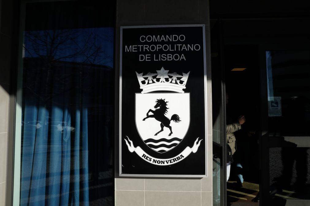 Trinta pessoas detidas na sexta-feira em operação policial em Lisboa