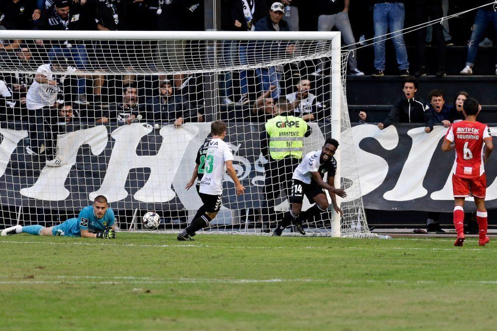 Académica vence Portimonense e afasta algarvios da Taça de Portugal
