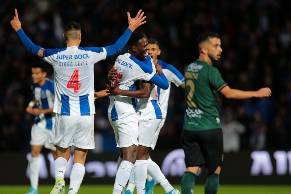FC Porto goleia Coimbrões e segue em frente na Taça [vídeo]