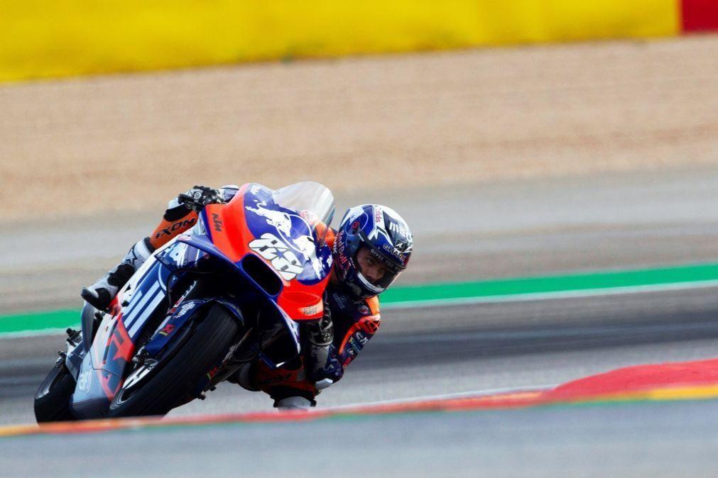 Miguel Oliveira soma quatro pontos no GP do Japão de MotoGP