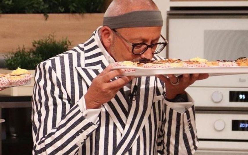 Manuel Luís Goucha A receita do folhado de de espinafres com queijo que o vai deixar com água na boca