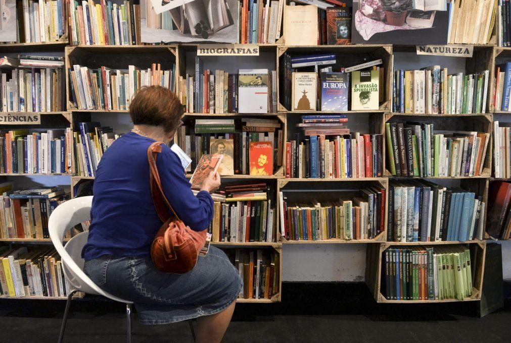 Mais público e mais livros vendidos em Óbidos durante o Folio