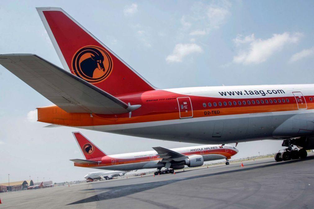 Angolana TAAG anuncia suspensão de voos para o Rio de Janeiro
