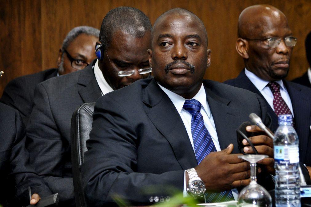 Apoiantes de Kabila referem que não há obstáculos na Constituição para nova candidatura