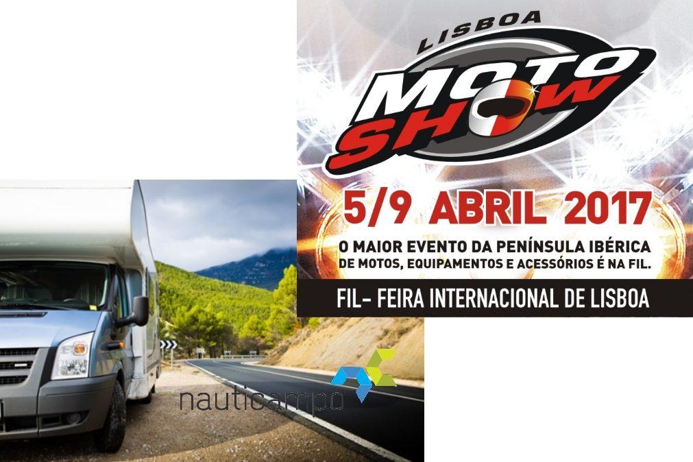 Lisboa MotoShow e Nauticampo na FIL