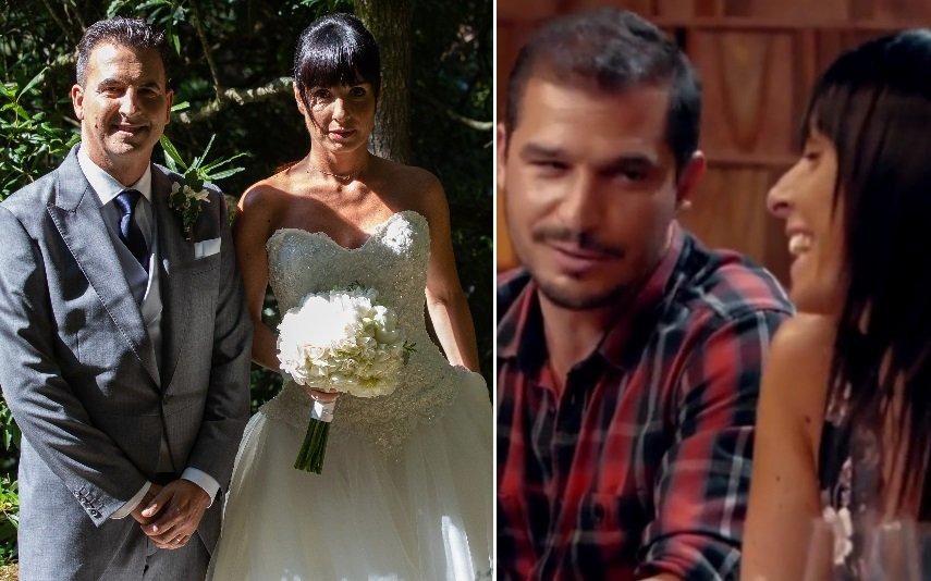 Ana Raquel e Pedro Pé-Curto Noiva «baba-se» para marido de Liliana
