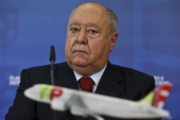 Humberto Pedrosa satisfeito com luz verde da ANAC à venda de 61.% da TAP