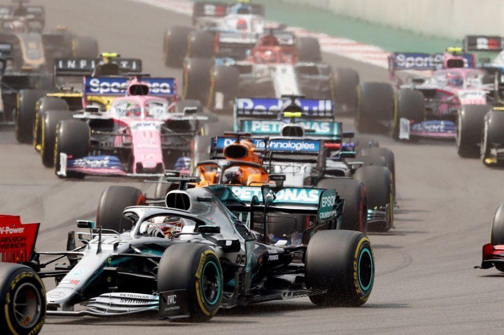 Hamilton com as contas facilitadas para chegar ao sexto título mundial de Fórmula 1