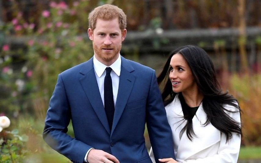 Harry e Meghan pensam viver fora do Reino Unido