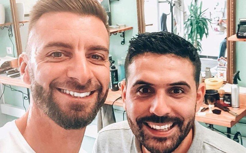 Lucas da Rocha Descobrimos quanto custa cortar o cabelo na barbearia do noivo de Casados à Primeira Vista