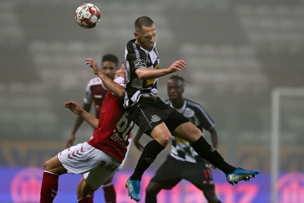 Sporting de Braga denuncia assaltos a autocarros de adeptos