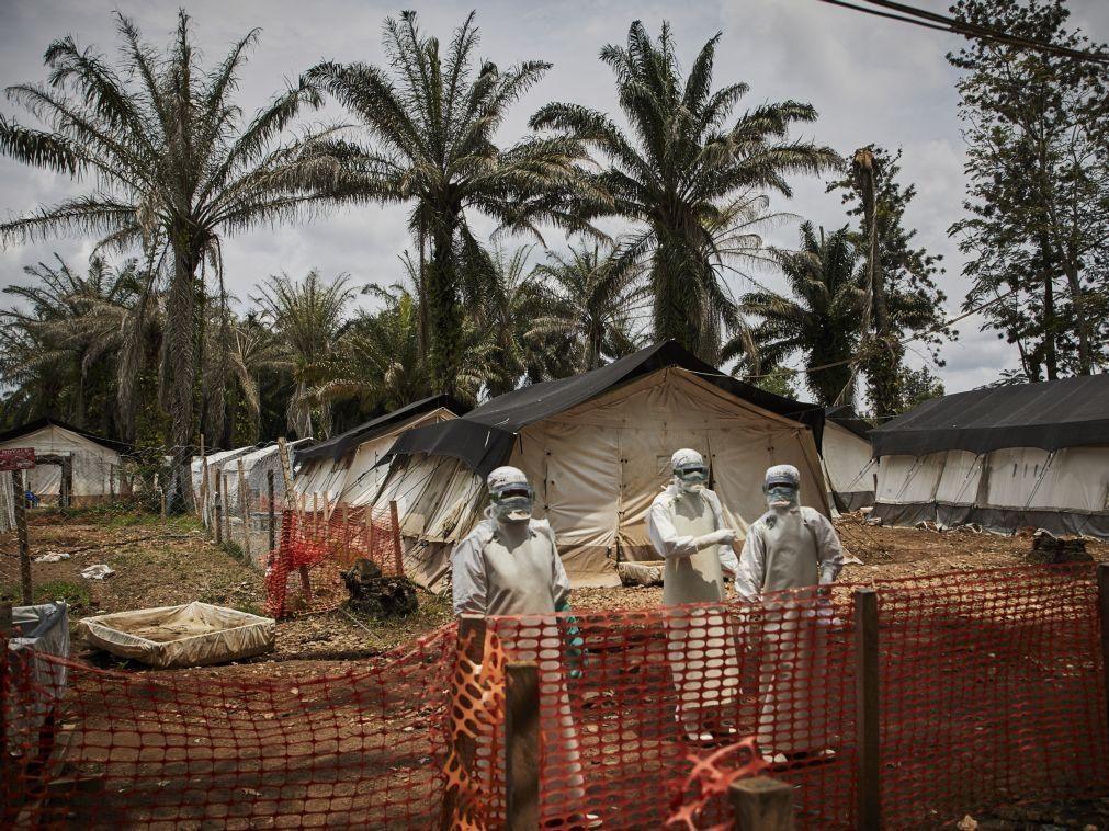 República Centro Africana recebe segunda vacina experimental para combater o ébola